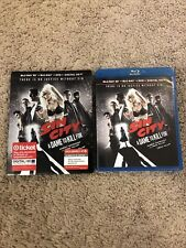 Frank Millers Sin City: A Dame to Kill For 3D (Blu-ray/Dvd, 2014) W/ Slipcover