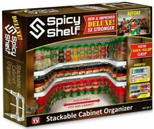 Spicy Shelf SG_B077VTX4KZ_US Deluxe Rack