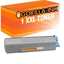 1 Toner XXL Cyan für Oki C610 C610CDN C610DN C610DTN C610N