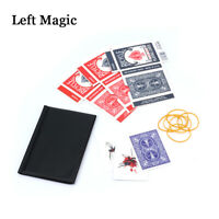 Appearing Decks Magic Tricks Magician Card Magie Deck Appearing Close-Up Props