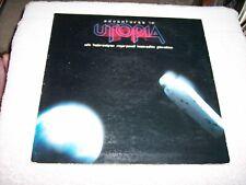 LP<<UTOPIA<<ADVENTURES IN UTOPIA  **NM VINYL   #2436