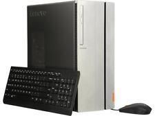 Lenovo Desktop PC 720-18IKBL 90H00000US Intel Core i7 7th Gen 7700 (3.60 GHz) 8