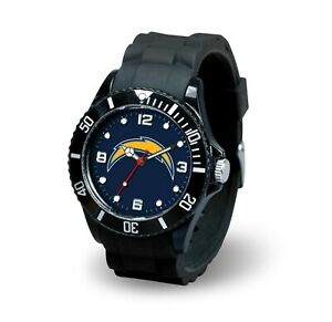 Los Angeles Chargers NFL Team Logo Divers Watch WTSPI3401 Sparo Football Men's