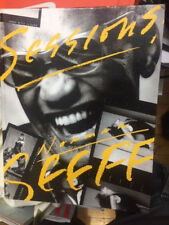 Norman Seeff 1994 Sessions Project Celebrity Photography Signed authors edition