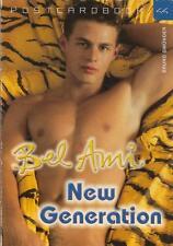 Bel Ami New Generation Postcard Book Bruno Gmunder Made in Germany Gay Interest