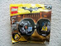 LEGO - The LEGO Batman Movie - Rare - Tiger Tuxedo Batman Pod 5004929 - New