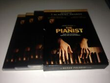 Pianist Dvd 3-Disc Limited Soundtrack Edition With Cd! In Slipcover Free Us Ship
