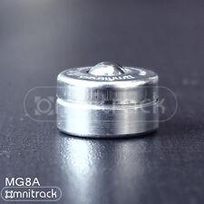 OMNITRACK MG8A 'metric' Ball Transfer Unit - Plain Fitting