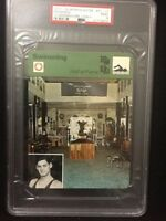 PSA 9 MINT   Swimming Hall of Fame/Weissmuller TARZAN     Sportscaster #71-17