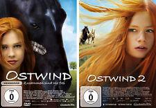 2 DVDs * OSTWIND - TEIL 1 + 2 IM SET # NEU OVP +