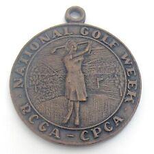 Pepsi Cola 15th National Golf Week RCGA CPGA 1966 Jocelyn Bourassa Key Ring K272