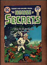 1974 House Of Secrets #119 FN+ First Print DC