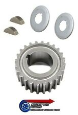 Timing Belt Crank Pulley Gear Sprocket Kit For WC34 Stagea RS4 Series 1 RB25DET