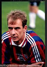 Mario Basler super grandi foto 20x30 cm il Bayern Monaco ORIG. Sign. +20