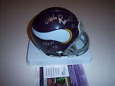37d5cf4f0 Minnesota Vikings Football NFL Original Autographed Items