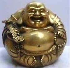 Belle en laiton de Bouddha Maitreya statue