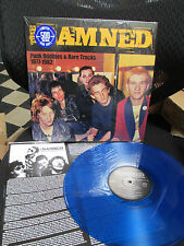 The Damned Punk Oddities & Rare Tracks 1977-1982 Lp Blue Vinyl Stab Your Back