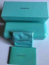 Tiffany & Co Glasses Case With Outer Box, Pouch Bag and Authenticity Card!!!