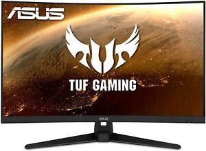 "ASUS TUF Gaming VG328H1B 32"" Curved Monitor, 1080P Full HD, 165Hz 1 MS,free sync"