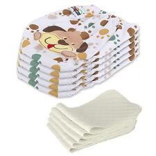 5 Windeln+5 Einlage Babywindeln Stoffwindel Windelhose Pocket Baumwolle Waschbar