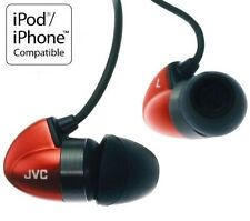 JVC HA-FX300 Bi-METAL Structure Stereo Earphone Bronze