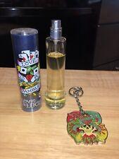 Ed Hardy Perfume And Key Chain
