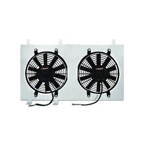 Mishimoto MMFS-GC8-93 Performance Aluminum Fan Shroud Kit For Impreza GC8 NEW
