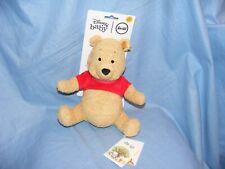 Steiff Winnie the Pooh Disney Baby Musical Bear 290152 Brand New