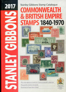The Stanley Gibbons 2017 Commonwealth & British Empire catalogue (2021/10/06#03)