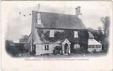 House In Which Charles II Was Hidden, LONG MARSTON, Warwickshire