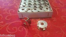 20 Pfaff Metal Bobbins 91,92,93,94,96,1222E,1222SE,1473