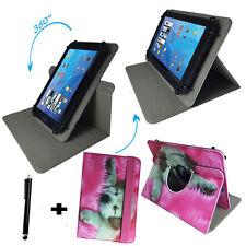 10.1 360 Zoll Eule Tablet Hülle - Apple iPad Pro 9.7 Tasche - motiv Hund
