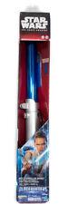 Star Wars The Force Awakens Rey (Starkiller Base) Lightsaber Blue Bladebuilders