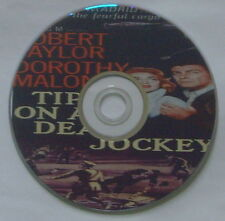 FILM NOIR 124: TIP ON A DEAD JOCKEY 1957 Robert Taylor Dorothy Malone Gia Scala