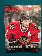 Blackhawks Magazine Volume 5 Edition 1 Official Game Program 2012-2013 Free Ship