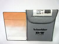 "4x5.65"" SCHNEIDER CORAL GRAD SEV 3 FILTER SOFT EDGE VERTICAL GRADUATED FILTERS"