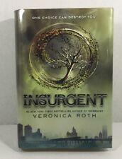 Insurgent Veronica Roth Divergent Series book 2 Of Trilogy Tris Prior