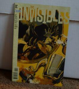 DC/Vertigo Comics - The Invisibles #11