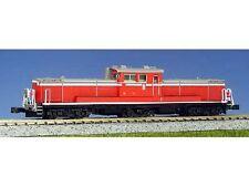 Escala N - Kato Locomotora Diésel DD51 Winterversion Rojo 7008-1 Neu