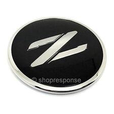 JDM Nissan 1990-1996 300ZX Fairlady Z Z32 Front Z Emblem Badge Black Genuine