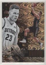 2017-18 Panini Essentials Spiral Blake Griffin #22