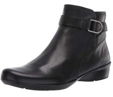 Naturalizer Women's Colette Ankle Boot - Black - 8.5 M