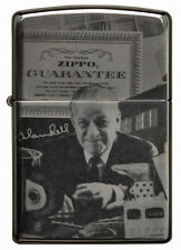 Zippo 125th Birthday Blaisdell Limited Edition xxxx/5000 Black Ice 60005030 Neu