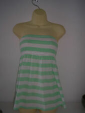 Holiday Cotton Striped Tops & Shirts for Women