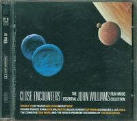 John Williams - Close Encounters The Best Of Film Music Collection 2X Cd
