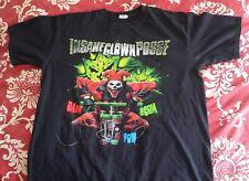 Insane Clown Posse (ICP), Bang Pow Boom, Black T-Shirt, Tom Wood Artwork, Size L