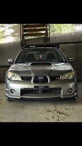 06-07 Oem Subaru WRX/STi Hood Scoop