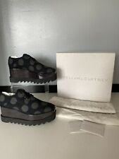 Stella McCartney Elyse totalmente nuevo PVP £ 630 Edición Limitada Plataforma Zapatos para mujer