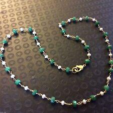 Chain Ruby Not Enhanced Fine Necklaces & Pendants