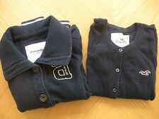LOT2 Junior/Girl Abercrombie Kids American Eagle Jackets/Sweaters Size XL S EUC